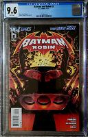 Batman and Robin #2 CGC 9.6 New 52 DC Comics 2011