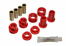 88-96 Corvette Front Stabilizer Bar End Link Bushings ARM/BAR Polyurethane RED