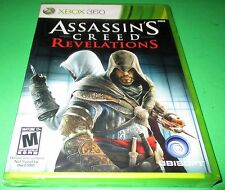 Assassin's Creed: Revelations Microsoft Xbox 360 *Factory Sealed! *Free Ship!