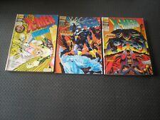 X-MEN VERSION INTEGRALE - LOT 5 TOMES ENTRE LE 17 ET LE 24 - SEMIC MARVEL 1995/6