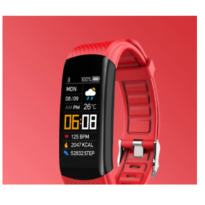 2021 Smartwatch Unisex Sport Fitness Tracker For Android iOS Heart Rate Monitor