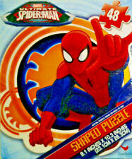 Spiderman Puzzle, Playing = Learning, Educational, Spacial Relations! 6 + Devel