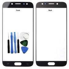 Pour Samsung Galaxy J7 J7 Pro 2017 Front Outer Verre Écran Lens Black J730 Tools