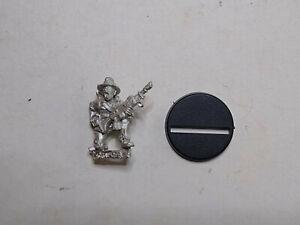 40K Imperial Guard- 1x Schaeffers Last Chancer Fingers. Metal. OOP