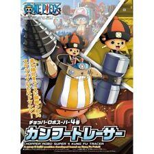 Bandai One Piece Chopper Robo Super 4 Kung Fu Tracer Plastic Model Kit 5055621