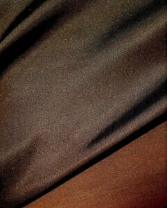 Two-Tone Chocolate Rayon Challis! Wonderful Suiting Option for Men or Women!