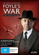 Foyle's War | Complete Remastered Collection - DVD Region 4