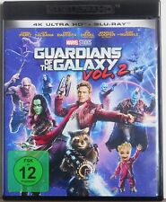 GUARDIANS OF THE GALAXY 2 - 4K UHD Blu-ray + Blu-ray