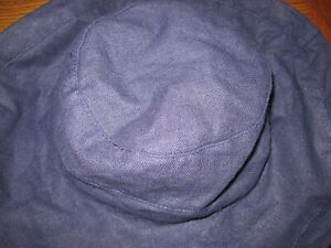 NEW O'rageous Girls Youth 1 Size Madeline Linen Bucket Beach Sun Hat Red or Blue