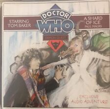 Doctor Who Demon Quest 3: A Shard Of Ice, Audio Book, Good Condition, Magrs, Pau