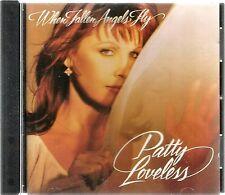 When Fallen Angels Fly Patty Loveless Country Music CD