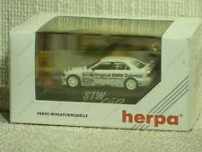 """Herpa 037112: BMW 320i """"Menzel"""", Modell in 1/87, N E U & O V P"""