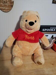 """Disney Store Exclusive Authentic Original Winnie the Pooh Plush 15"""""""