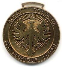 ABC 5° Cuirassiers Médaille Royal Pologne