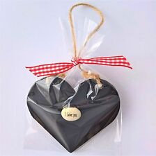 """Heart decoration gift token """"I love you"""" present, Husband, Wife, Anniversary ..."""
