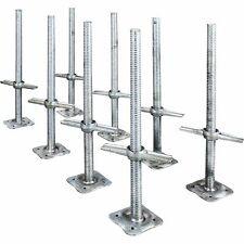 Metaltech 24in. Adjustable Leveling Jack - 8-Pk., Model# M-Mbsjp24Hk8
