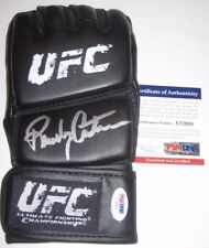 RANDY COUTURE Signed UFC Fight Glove w/ PSA COA