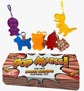 Push Pop Fidget Toy Bubble Sensory Stress Relief Special Needs Autism Toy