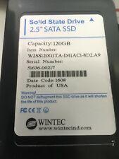 """Wintec 120GB 2.5"""" SATA Ssd W2SS120G1TA"""