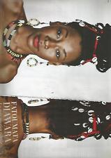 SP24 Clipping-Ritaglio 2013 Fatoumata Diawara La mia musica ribelle