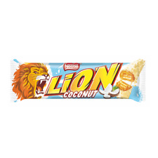 LION COCONUT (AL COCCO) NESTLE' 2021 LIMITED EDITION