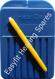 NEW Starkey Hear Clear Wax Guards (Pack 8)