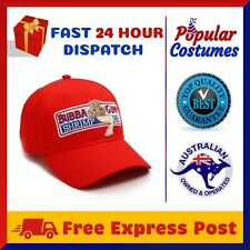 Forrest Gump Bubba Gump Shrimp Co Hat Fancy Dress Halloween Party Costume Cap