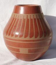 "San Ildefonso Pottery Vase by ""Blue Corn"" Crucita Gonzales Calabaza (1921-1999)"