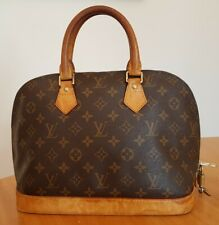 Borsa Louis Vuitton modello Alma pm  bag  tela monogram