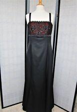 APART Impressions Abendkleid Gr. 42 schwarz Ballkleid Sexy Schleppe Kleid Spitze