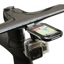 Garmin Mount for TREK  (Madone XXX Integrated Bar/Stem) Edge computer & GoPro