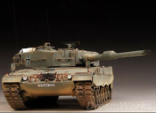 Award Winner Built Hobby Boss 1/35 German's Leopard 2A4 MBT +PE/ACCESSORIES