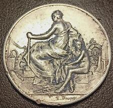 Isere - Froges (38) - Medaille Firma Electro Hüttenkombinat French Par E.Douglas