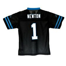 NFL Carolina Panthers Cam Newton #1 Football Jersey Youth SZ  X Large 16/18 NWOT