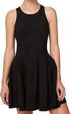 NWT Lululemon Court Crush Tennis Dress Built in Bra ~SIZE:10~Black