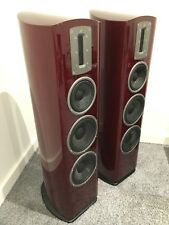 Quad Z3 Floorstanding Speakers - Piano Rosewood - HiFi Audiophile Speaker Pair