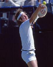 1978 Tennis Pro JOHN MCENROE Glossy 8x10 Photo Print Poster