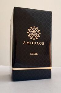 Amouage Attar AL ANDALUS 12 ML, New in Black Box. Optional Listing.