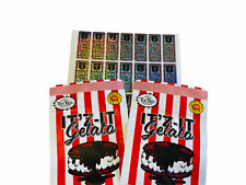 25x ITZ-IT SMELL PROOF MYLAR COOKIE BAGS 6x4INCH