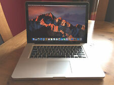 "Apple MacBook Pro 15"" - Core i7 2 GHz A1286 ✔ 500GB ✔ 4GB ✔ AMD Radeon GFX"
