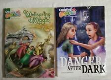 Creative Girls Club Mystery Books Danger after Dark Wellspring of Magic