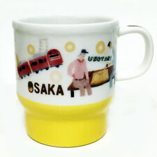 Starbucks 355ml Mug Japan Geography Series OSAKA w/box  F/ SHIPPING