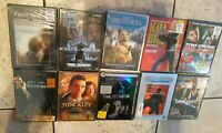 DVD Lot of 10 New & Sealed Assorted Movies [Wholesale, Resale, Collect] (Lot#5)