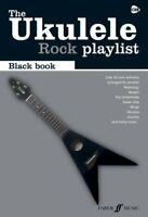 The Ukulele Rock Playlist Black Book Rock 9780571535651 | Brand New