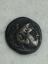 ALEXANDER THE GREAT LIFETIME ISSUE DRACHM