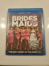 Bridesmaids (Blu-ray/Dvd, 2011, 2-Disc Set, Unrated)