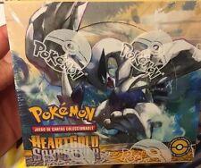 Pokemon TCG: HeartGold & SoulSilver Booster Box [Spanish)36 Packs