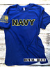 US Navy Naval LOGO Military Tshirt S - 3XL, 4XL 00