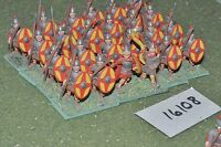25mm roman era / roman - late infantry 24 figs - inf (16108)