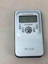 PURO Argento PocketDAB 1000 DAB Radio tascabile